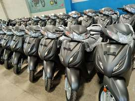 New Honda activa6g low down payment 12000 only