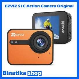EZVIZ S1C Action Camera Full HD LCD Touch Screen WiFi Original