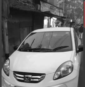 Rental car , hour basis, km basis