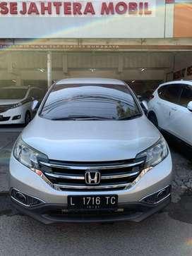Honda CRV 2013 Pajak Baru Kondisi Terawat DP 40jt