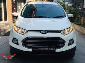 Ford Ecosport EcoSport Titanium 1.0 Ecoboost (Opt), 2016, Petrol