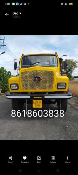TATA SK 1613 Turbo Tipper