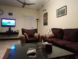 F11 fully furnished flat for sale