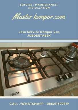 Jasa Service Kompor Gas Panggilan Bergaransi (Servis ARISTON | MODENA)