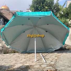 Payung Dagang Tenda Taman  Pantai Jualan Super jumbo dan jumbo double