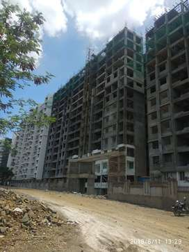 at 33 lakh(all incl)1 bhk Aprtment in moshi, nearing posession