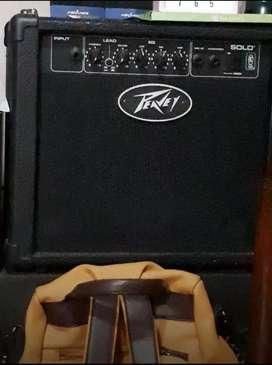 Di jual ampli gitar merk peavey (nego)