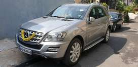 Mercedes Ml350 Grand edition 2011 diesel Very neatly maintained  car