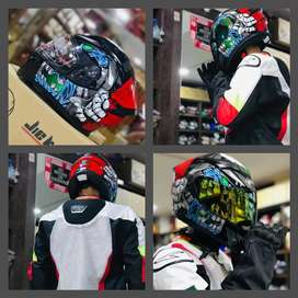 Flipup helmet vector 3 in 1 All pakistan delivery available