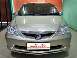 Honda City i-DSI 1.5 Manual Thn 2004 Cash/Kredit