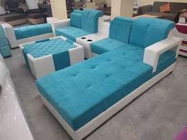 New L shape sectional sofa