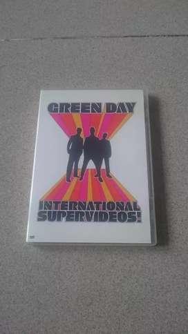 Dvd Musik Green Day.
