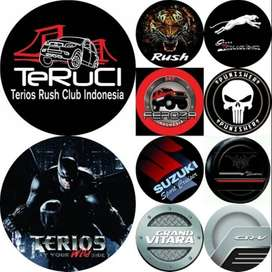 Cover/Sarung Ban Jeep/Rush/Terios/Touring/Ecosport belum dicoba belum