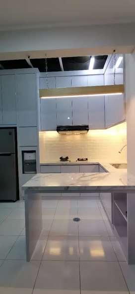 Kitchenset & rak tv