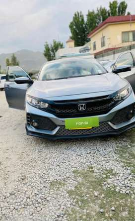 Used honda civic car up for sale