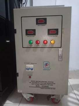 stabilizer shinzo 15 kva
