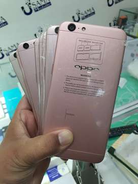 Oppo A57 unused new cell 32gb 3gb ram duos  full USAMA MOBILE LAHORE