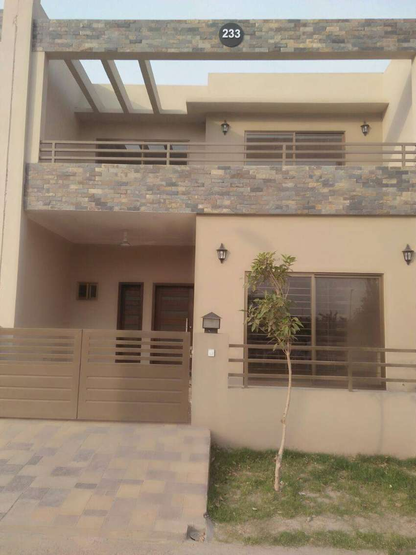 5 Marla brand new house ready for possession in New Lahore City 0