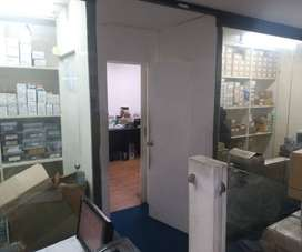 Furnished Office space at MG Road