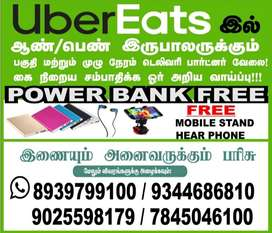 UBER EATS - Food delivery executives wanted