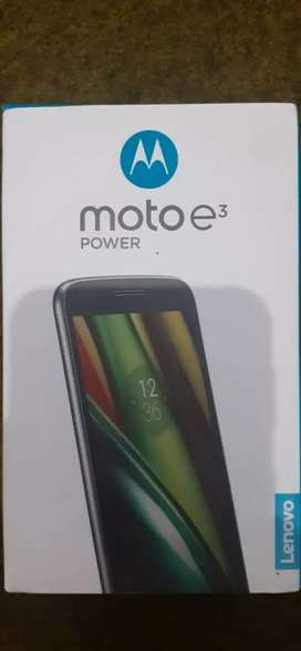 Moto E3 Power 2/16 GB