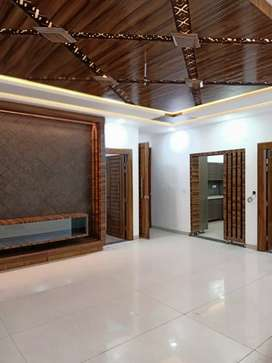 Available 8 Marla facing park 3bhk 30 percent share