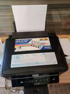 3 In 1 Scanner , Copier & Printer