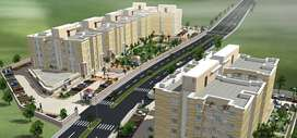 Jda approved flat in multistorey apartment at ajmer road @20 lacs only