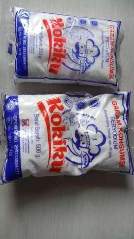 Garam Premium Palangkaraya Harga Nego