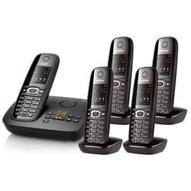 Wireless Intercom With Landline (Made In German)