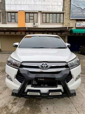 Toyota Innova 2016 tipe Q 2.0 (BENSIN) M/T km 124rb