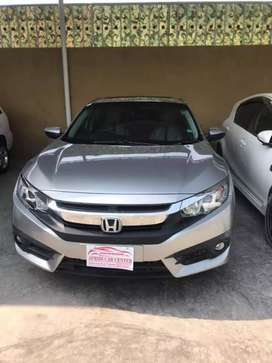 Civic unreg on Installment