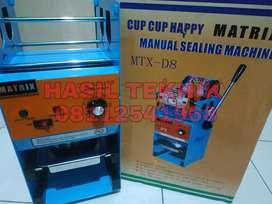 TERMURAH !! BARANG READY BUKAN KUALITAS KALENG CUP SEALER MATRIX D8
