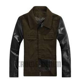 Jaket  Comby Green Black Army Style - SK60