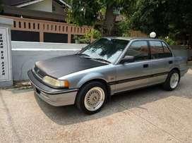Honda Grand Civic LX MT Th 1991/Antik/Siap Pakai/Original