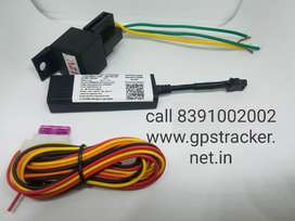 GOOTY GPS TRACKER FOR CAR BIKE LORRY TRUCK WITH ENGINECUTOFF BY MOBILE