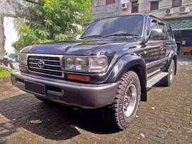 Toyota Landcruiser VX STD Automatic 1996