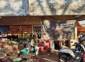Disewakan 2 Toko Jadi 1 Pusat Pasar Besar Kota Pasuruan Strategis