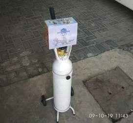 COD tabung oksigen 1m3 lengkap (baru)