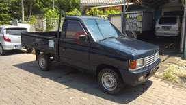 Panther diesel pick up bak besi 3 way AC power stering