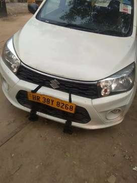 Maruti Celerio tour h2 all India permit