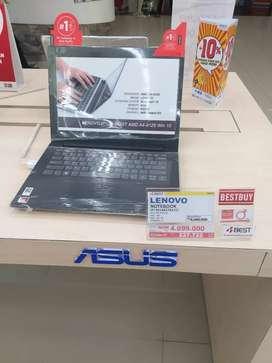 Notebook Lenovo IP13014ASTA4 Bisa cicilan tanpa kartu ktedit proses