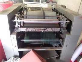 Flexo printing machine .very good condition
