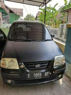 Dijual: Hyundai Atoz th 2006