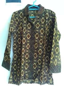 Kemeja Batik Cewek