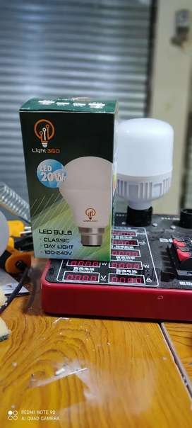 led bulbs at factory rates  12w . 18w . 20w for sale