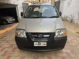 Hyundai Santro Xing XL eRLX Euro III, 2006, Petrol