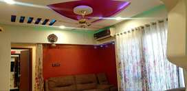 2bhk Fully Furnished  Flat Available For Sale Nr Marigold Banquet Hall