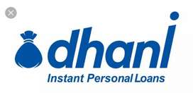 Dhani personal loan in just 10 minuets
