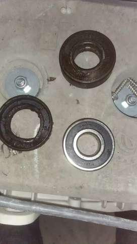 Washing machine servicing 300/-